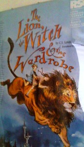 Loin, Witch and Wardrobe poster