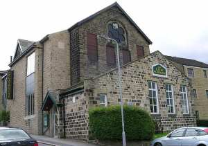 The Ilkley Playhouse