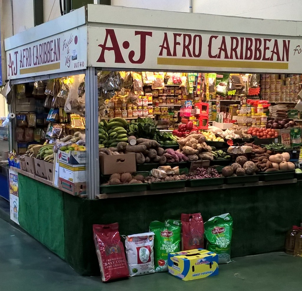 West Indian Grocers