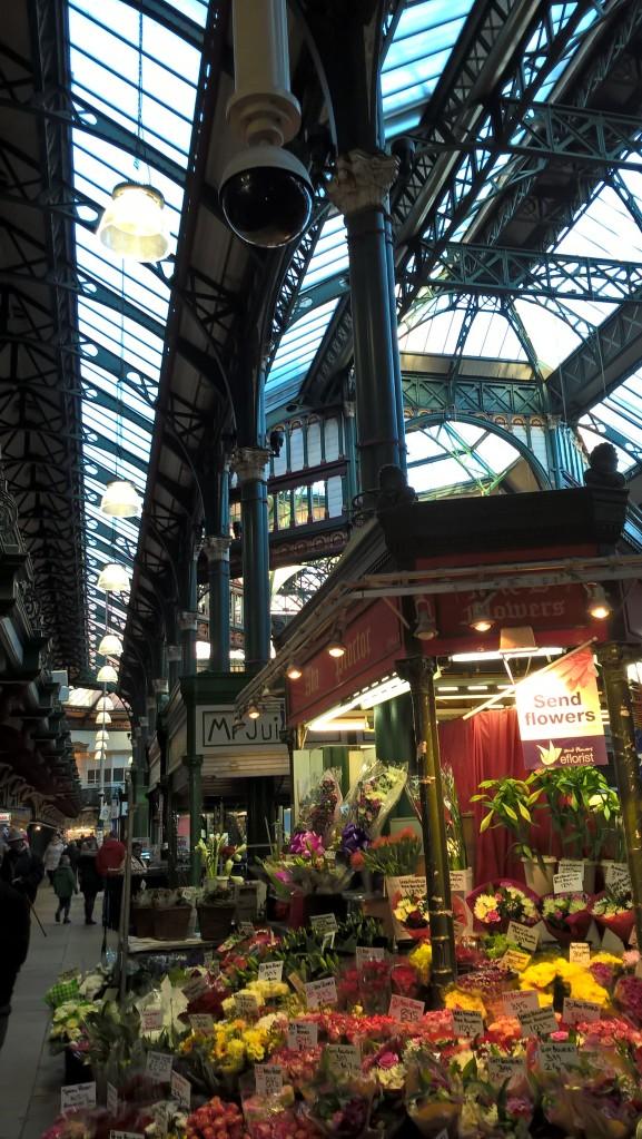 Leeds Market Roof